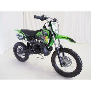 """MOTO RPS Pit Bike Enfant 12""""  - Moteur 2 Temps 3,5 ch"""