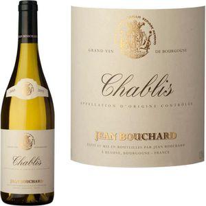 VIN BLANC Chablis Jean Bouchard 2013 Blanc