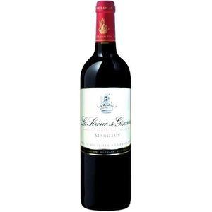 VIN ROUGE Sirène de Giscours Margaux 2014 - Vin rouge