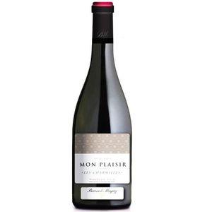 VIN ROUGE Mon Plaisir Minervois 2015 - Vin rouge x1