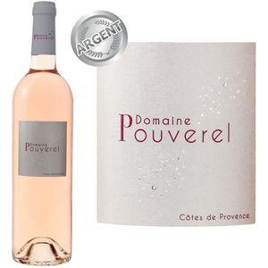 VIN ROSÉ Domaine Pouverel Côtes de Provence 2015 - Vin rosé