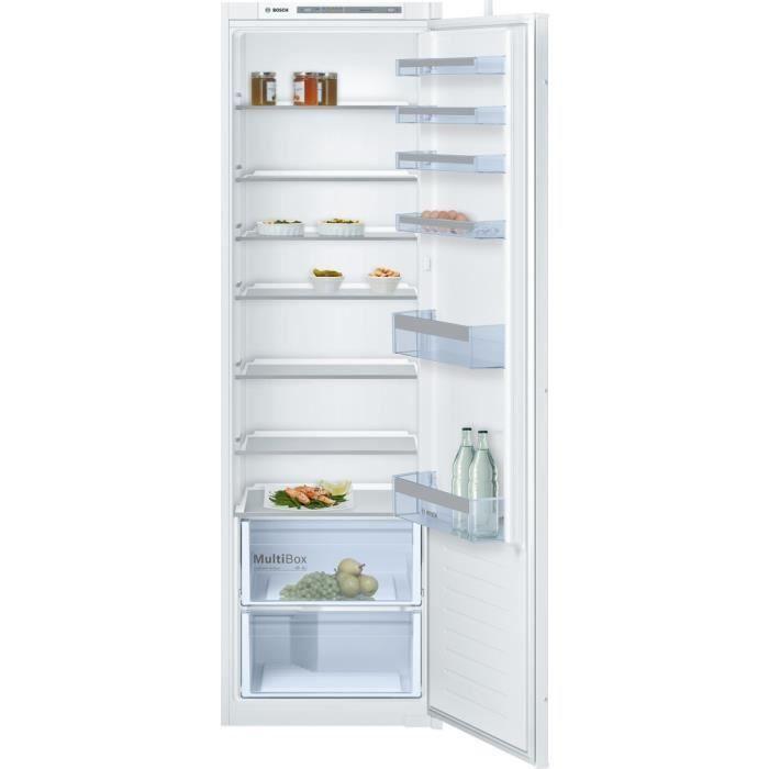 electromenager refrigerateur congelateur achat encastrable lf  bosch