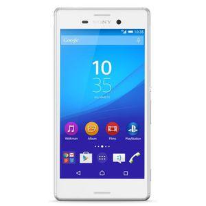 Sony Xpéria M4 Aqua Double Sim Blanc