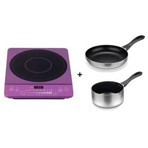 plaque de cuisson induction gris achat vente plaque de cuisson induction gris pas cher. Black Bedroom Furniture Sets. Home Design Ideas