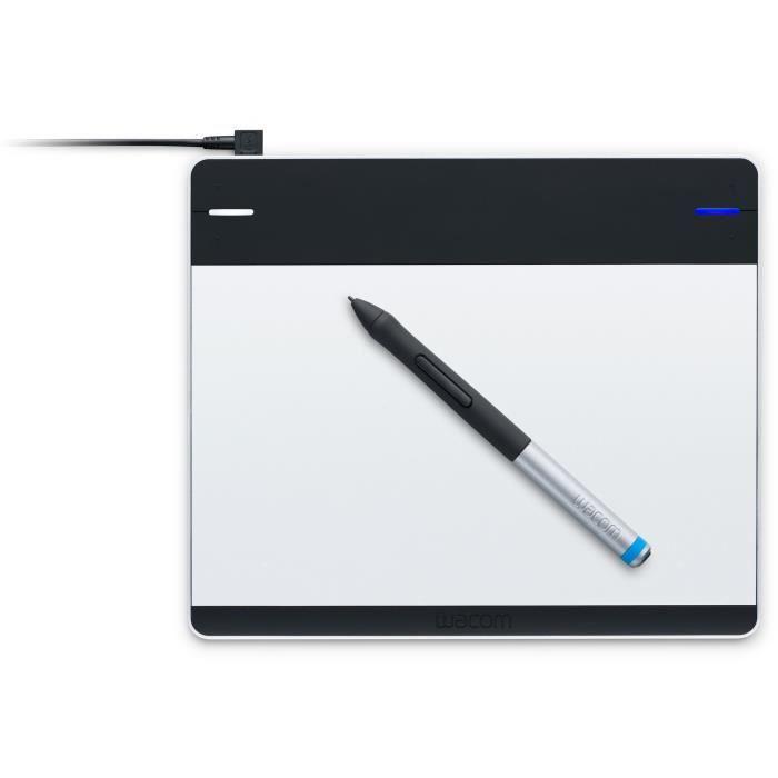 informatique clavier souris webcam wacom intuos pen touch small tablettes graphique f  waccthssfr