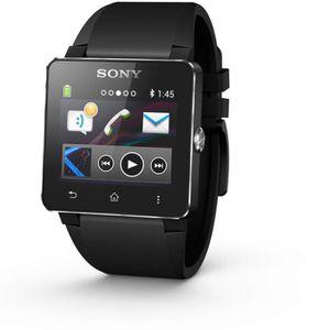 MONTRE CONNECTÉE Sony SmartWatch 2 Montre connectée Bluetooth 3.0 /