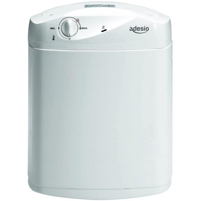 adesio chauffe eau 15 l sous vier 1200 w achat vente chauffe eau chauffe eau 15 l sous. Black Bedroom Furniture Sets. Home Design Ideas