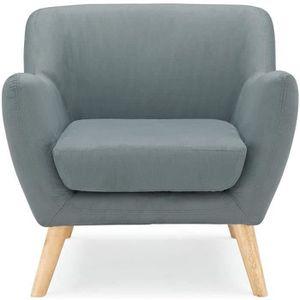 fauteuil scandinave achat vente fauteuil scandinave pas cher soldes cdiscount. Black Bedroom Furniture Sets. Home Design Ideas