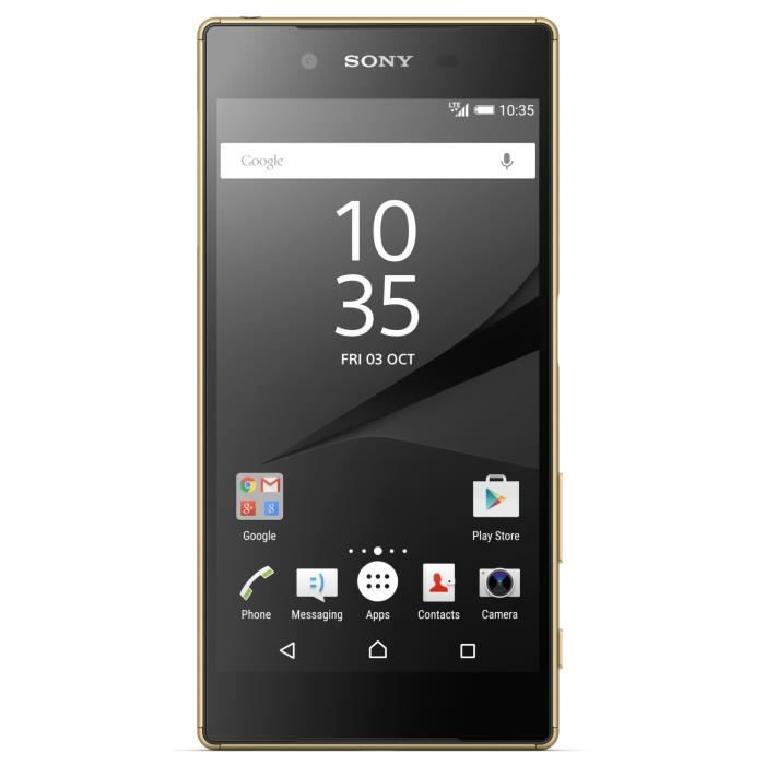 sony xperia z5 double sim or achat smartphone pas cher. Black Bedroom Furniture Sets. Home Design Ideas