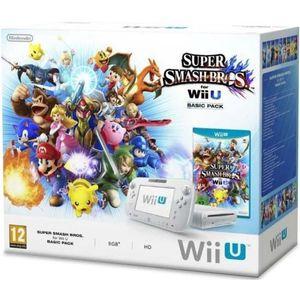 Wii U Pack Basic Super Smash Bros