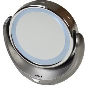 Miroirs lectriques achat vente pas cher cdiscount for Lumiere led miroir