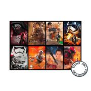 CARTE A COLLECTIONNER Carte Collector n°2 Star Wars