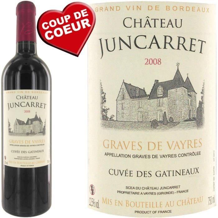 photo Chateau Juncarret Graves de Vayres