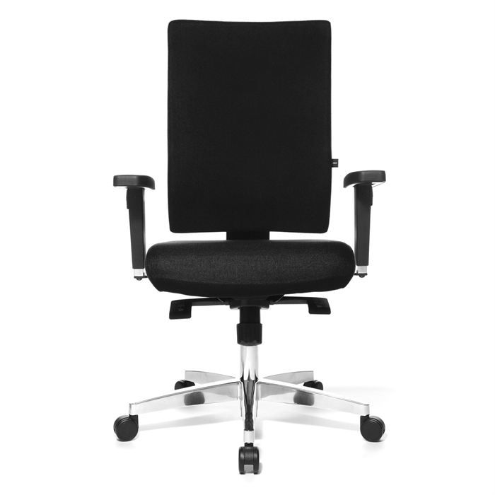 chaise de bureau express 06 15 noir achat vente chaise de bureau cdiscount. Black Bedroom Furniture Sets. Home Design Ideas