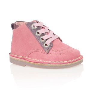 chaussures bebe fille bottines l