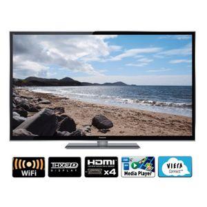 Téléviseur PLASMA PANA TX-P65VT50 TV PLASMA 3D 165 cm