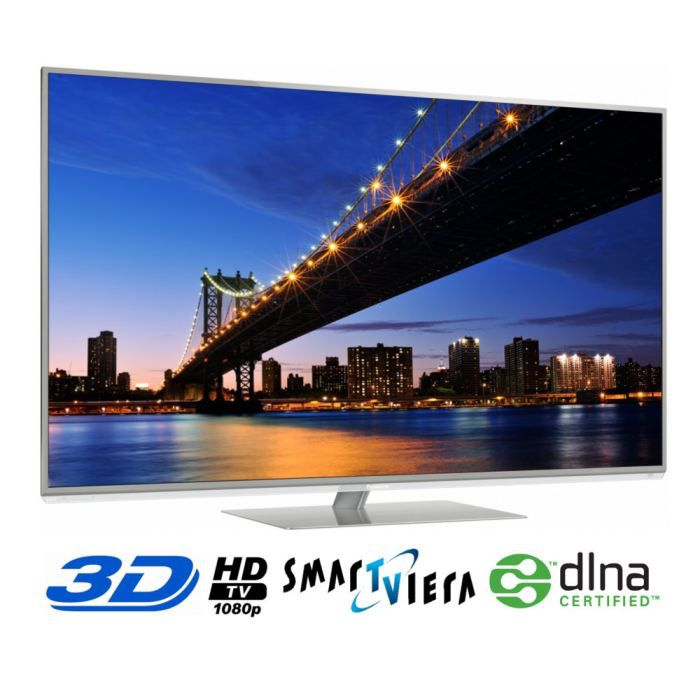 pana tx l47dt50 tv led 3d t l viseur led avis et prix pas cher cdiscount. Black Bedroom Furniture Sets. Home Design Ideas