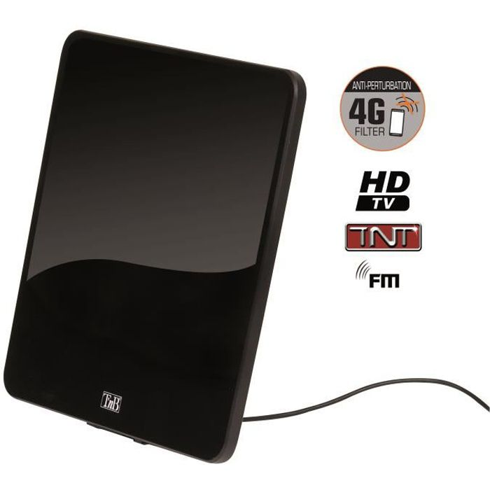 Antenne tv interieur achat vente antenne tv interieur for Antenne tv interieur