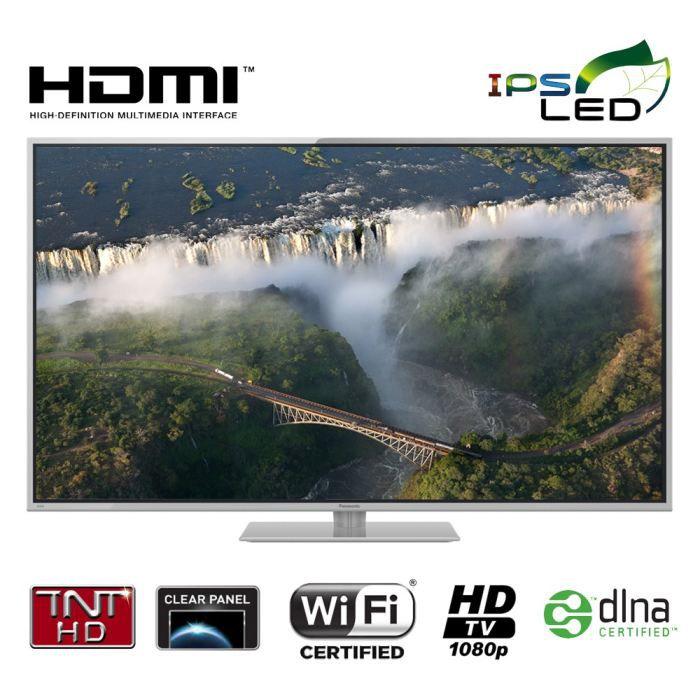 Téléviseur LED PANASONIC TXL60ET5E TV 3D 152 cm