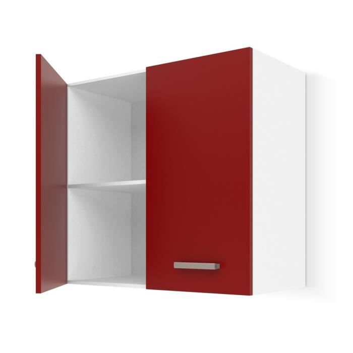 meuble haut cuisine 120 cm - achat / vente meuble haut cuisine 120 ... - Meuble Haut De Cuisine Pas Cher