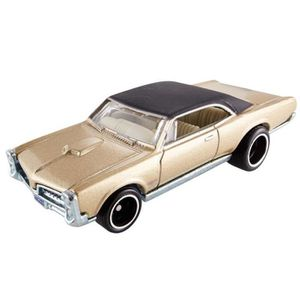 VOITURE - CAMION HOT WHEELS Collector 67' Pontiac GTO