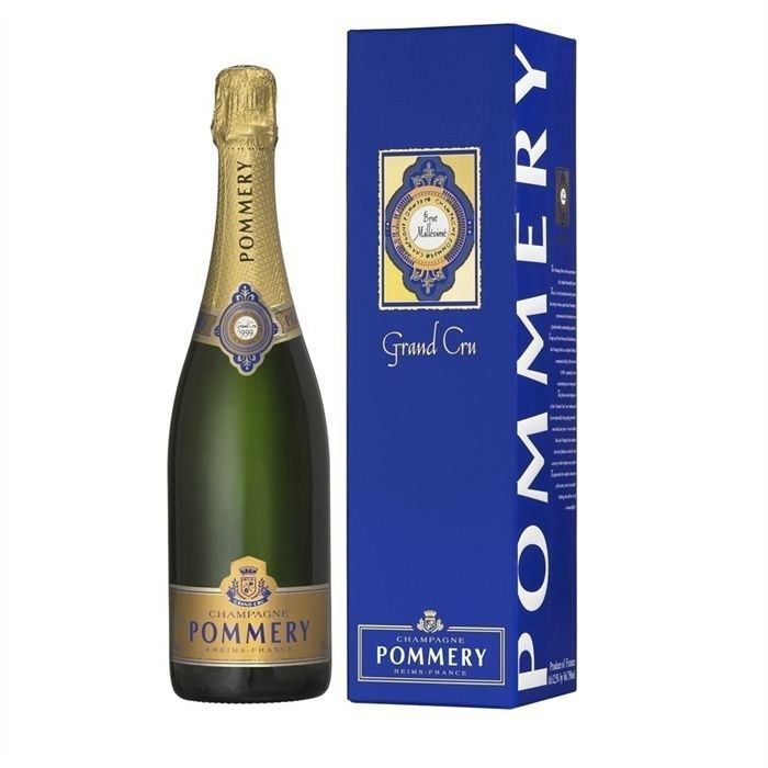 CHAMPAGNE Pommery Grand Cru Millésime 1999