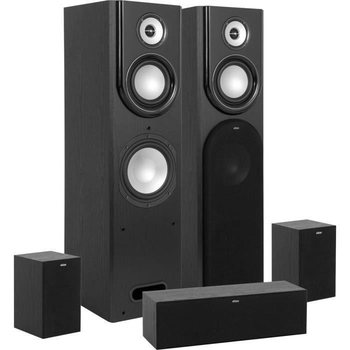 eltax utah pack enceintes 5 0 enceintes avis et prix pas cher cdiscount. Black Bedroom Furniture Sets. Home Design Ideas