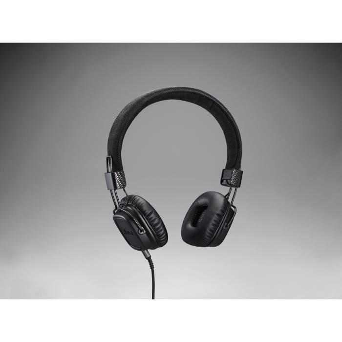 marshall casque avec micro pitch casque couteur audio avis et prix pas cher cdiscount. Black Bedroom Furniture Sets. Home Design Ideas