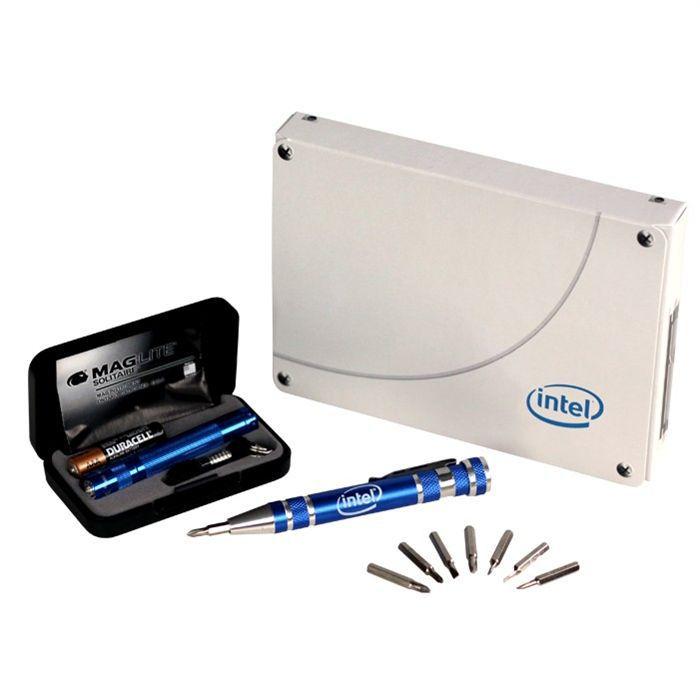 Compatible SSD Intel SSD Contient : 1x boitier Externe pour SSD + 1x