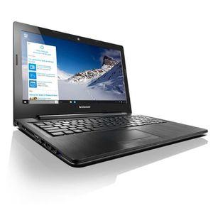 """ORDINATEUR PORTABLE LENOVO PC Portable - G50-80 - 15,6"""" HD - 4Go RAM -"""