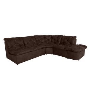 canape droit 4 places achat vente canape droit 4 places pas cher cdiscount. Black Bedroom Furniture Sets. Home Design Ideas