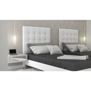 tete de lit 120cm achat vente tete de lit 120cm pas. Black Bedroom Furniture Sets. Home Design Ideas