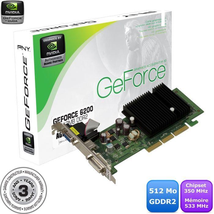 Nvidia Geforce 6200 Turbocache Драйвер Скачать - фото 8