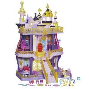 FIGURINE - PERSONNAGE MY LITTLE PONY Royaume De Canterlot 74 Cm