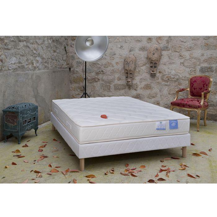 benoist matelas 90x190 cm mousse et latex ferme 35 kg m3 et 75 kg m3 1 personne achat. Black Bedroom Furniture Sets. Home Design Ideas