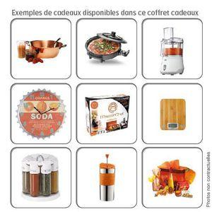 Coffret Cadeaux - Passion Cuisine - Premium