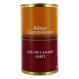 PLAT A BASE DE VIANDE Cou de Canard farci à la Landaise