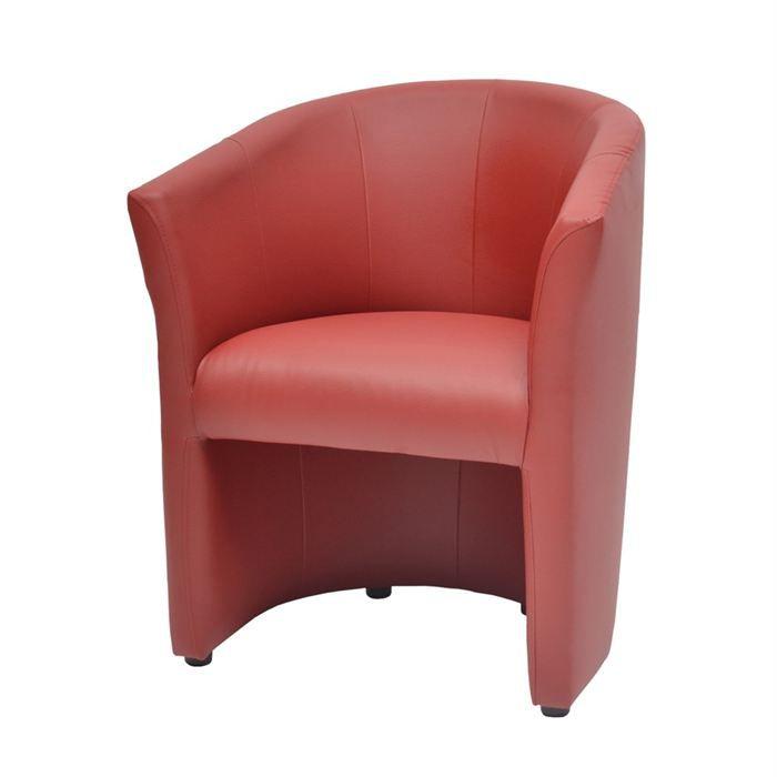 Table rabattable cuisine paris fauteuil cabriolet cuir rouge - Fauteuil cabriolet cuir rouge ...
