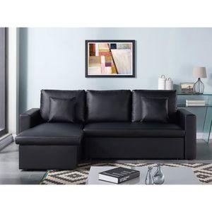 canap convertible achat vente canap convertible pas cher les soldes sur cdiscount. Black Bedroom Furniture Sets. Home Design Ideas