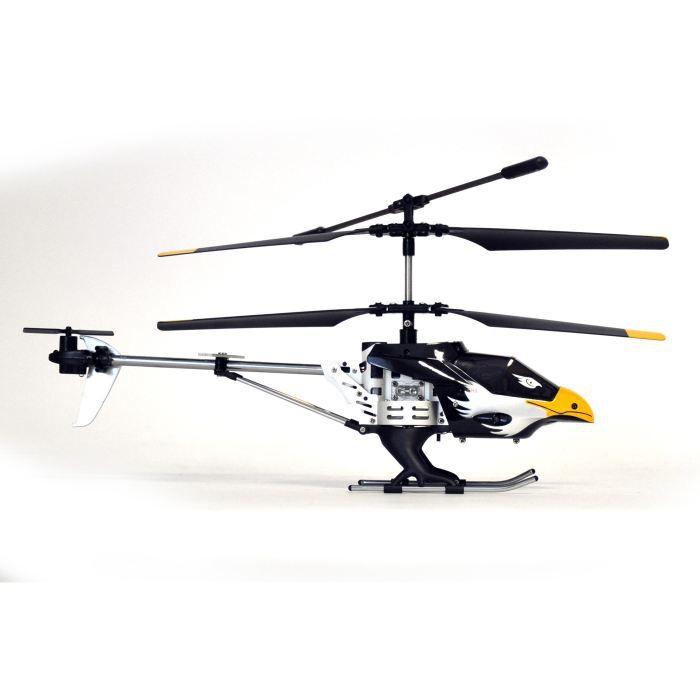 H licopt re radiocommand d 39 exterieur vautour achat for Interieur helicoptere