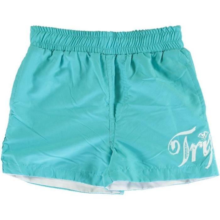 triplix underwear short de bain enfant gar on bleu. Black Bedroom Furniture Sets. Home Design Ideas