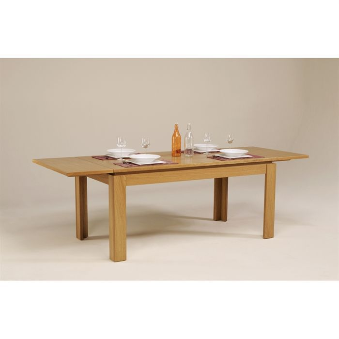 Amadeus table rectangulaire 2 allonges achat vente - Table allonge bebe ...