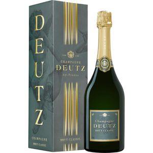 champagne deutz achat vente champagne deutz pas cher cdiscount. Black Bedroom Furniture Sets. Home Design Ideas