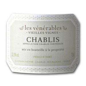 Chablis Vieilles Vignes Les Vénérables 2009