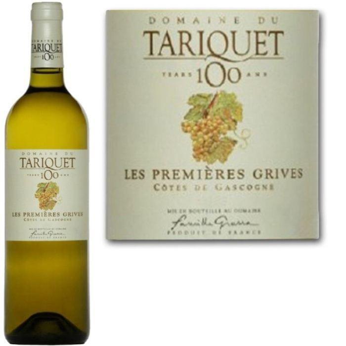 Domaine du Tariquet Vin de Pays des Cotes de Gascogne Dernieres Grives