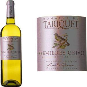 Tariquet Premières Grives 2014 Côtes de Gascogn...