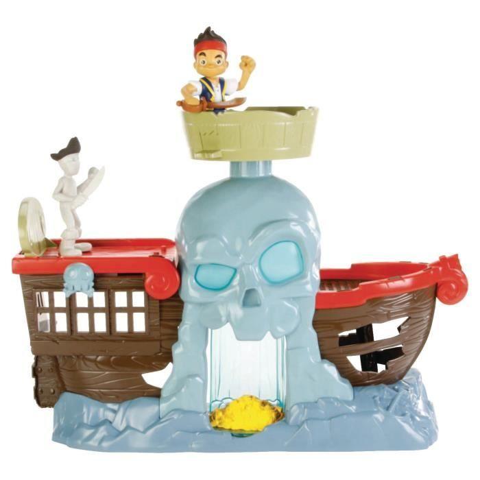 Jake les pirates naufrage sur l 39 ile du cr ne achat vente figurine personnage cdiscount - Jake et les pirates ...