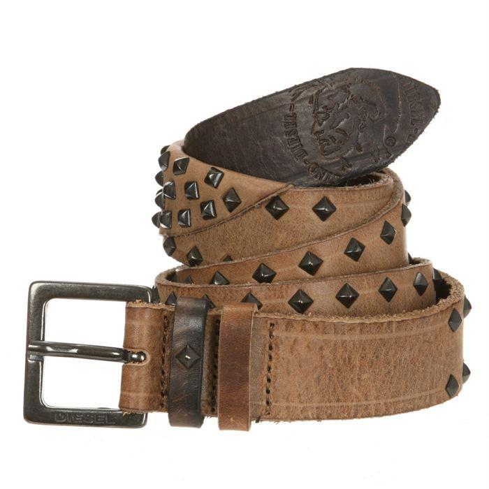 diesel ceinture homme camel et noir achat vente ceinture et boucle diesel ceinture homme. Black Bedroom Furniture Sets. Home Design Ideas