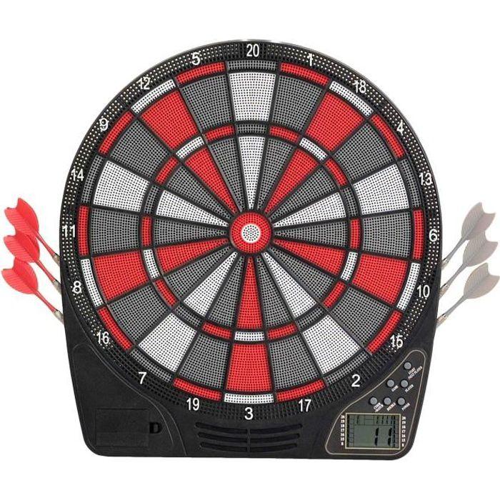 Cdts cible fl chettes electronique 8 joueurs achat vente jeu de fl chette - Cible flechette electronique ...