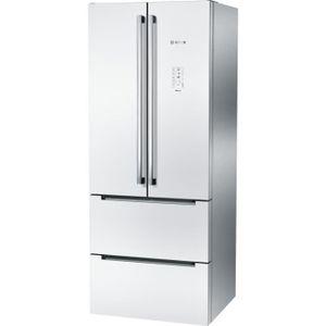 RÉFRIGÉRATEUR AMÉRICAIN BOSCH KMF40SW20 - Réfrigérateur multi-portes - 400